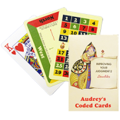 Audrey Coded Cards - Improving your Judgement 2 - Doubles