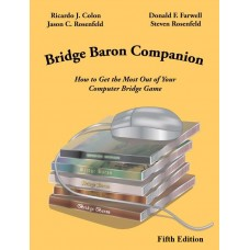 Bridge Baron Companion Book 5th Edition