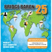 Bridge Baron 25 Upgrade
