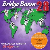 Bridge Baron 28 CD FULL (Windows + MAC)