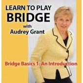 Learn to Play Bridge with Audrey Grant (WINDOWS DOWNLOAD ONLY)
